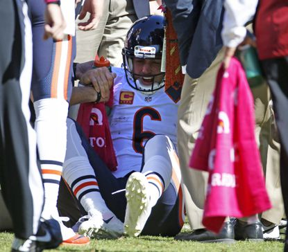 Biggs: 10 thoughts after Bears' loss