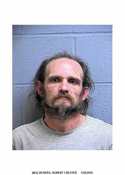 """Robert Chester Vickers was arrestedDec. 6 after he allegedly stole several Dyson vacuum cleaners from the Westminster Target and the Mount Airy Walmart. <a href=""""http://www.carrollcountytimes.com/news/crime/ph-cc-vickers-20161208-story.html"""" target=""""_blank"""">Full story here</a>."""