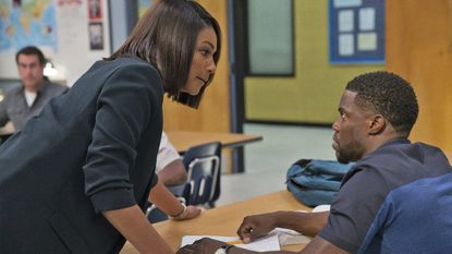 'Night School' review: Reading, writing and roughhouse with Kevin Hart and Tiffany Haddish
