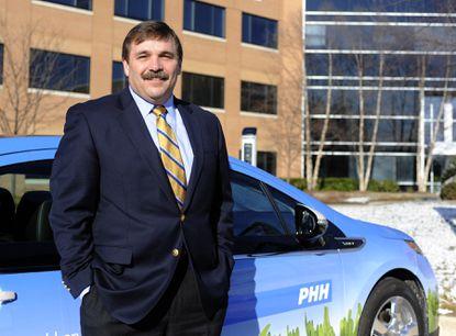 Steve DiBiagio is PHH Arval's senior vice president of strategic alliances.