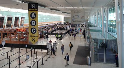 Two new concourses at BWI Thurgood Marshall Airport will allow for more international service.