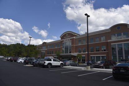 Johns Hopkins Medicine Pavillion III in Lutherville.