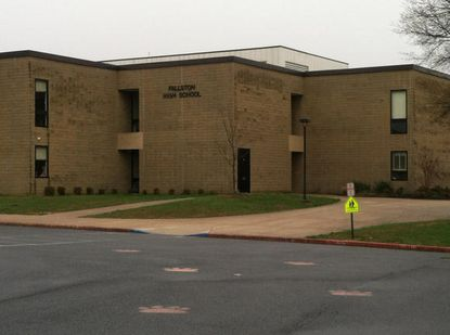 As part of a renovation of Fallston High School currently under way, Harford County school officials plan to include two classrooms and ancillary facilities to accommodate senior high-level autistic students.