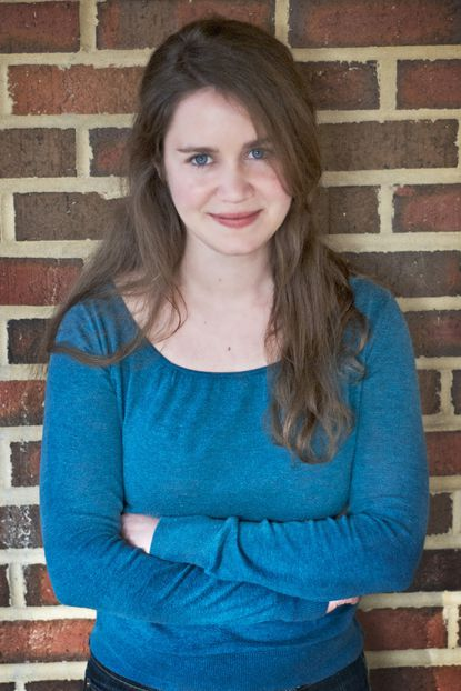 Documentary filmmaker Martha Shane, who will be appearing at the 2014 Maryland Film Festival.