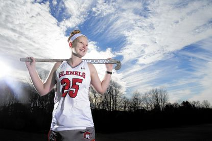 Glenelg defender Laney Treacy, who was a catalyst for the Gladiators' county-championship team this fall, is the Howard County field hockey Player of the Year.