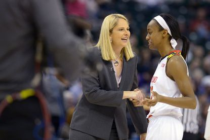 Maryland women's basketball will face higher stakes in Las Vegas