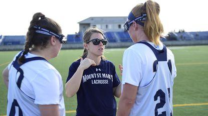 Coach Lauren Skellchock has the Mount St. Mary's women's lacrosse team off to its best start since 1998.