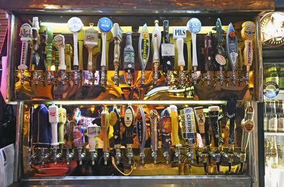 Max's, a longtime haven for beer geeks and Fells Point partiers, recently renovated one of its rooms -- and celebrated its 25th anniversary.