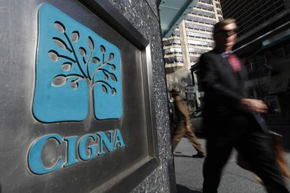 In a deal valued at $54.2 billion, Anthemis buying rival Cigna.