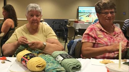 Central Carroll: Hugs and Stitches helping those in need to keep warm