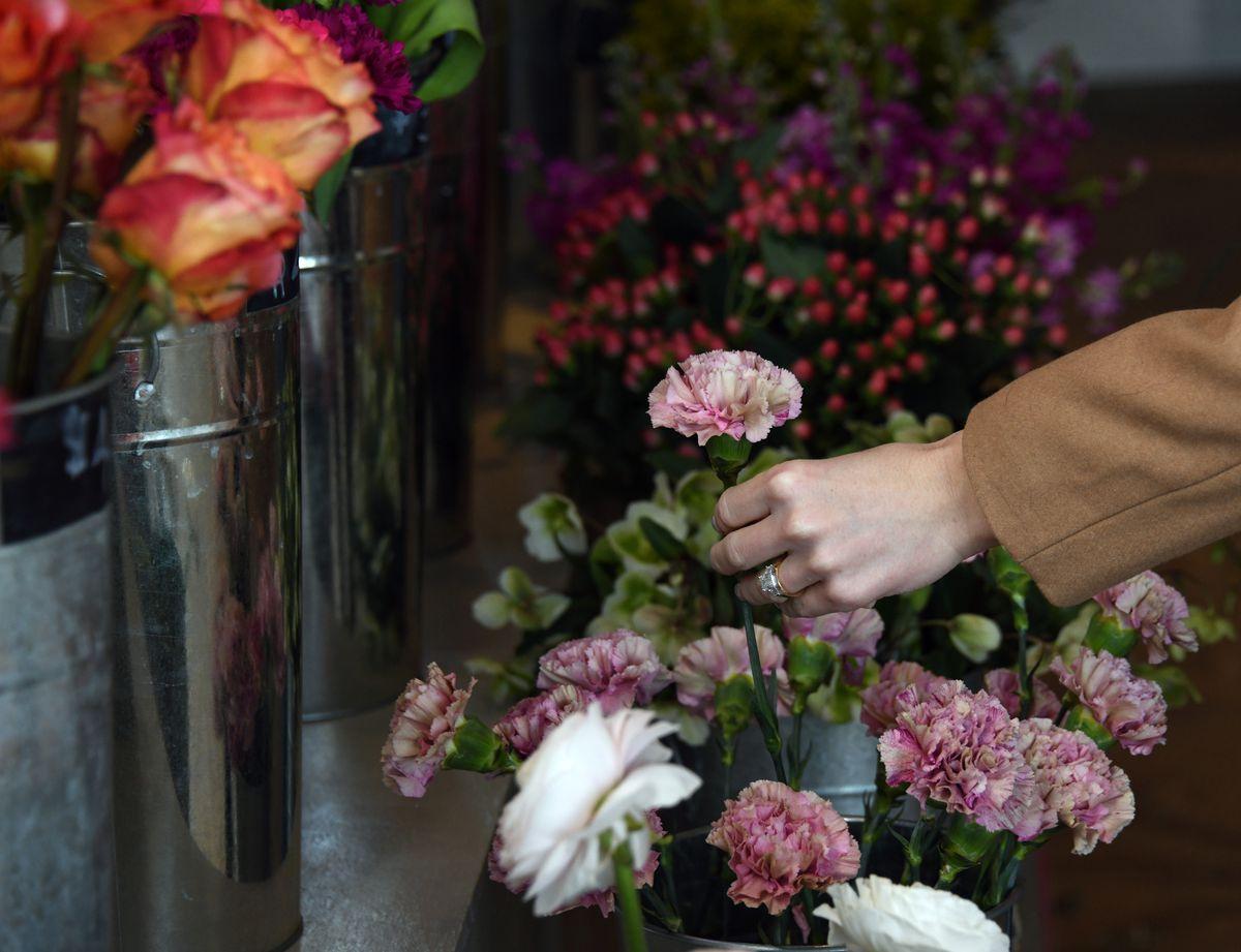 'Flower bar' trend arrives in retail at Severna Park's Peaceful Petals