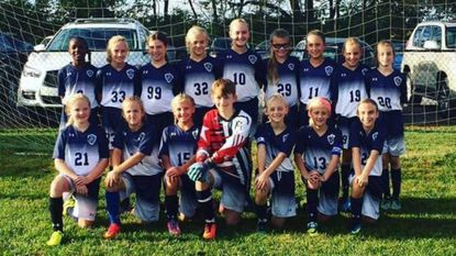 Central Carroll Soccer Club Wildfire recently finished first in the spring Central Maryland Soccer League's under-11 A Premier Division with a 5-0-1 record.