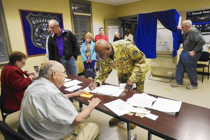 Taneytown residents vote to amend the city's charter
