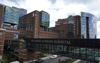 Not even world-renowned Johns Hopkins Hospital received a five-star rating from federal health authorities based on patient satisfaction surveys. It did, however, earn four stars, one of only two Maryland hospitals to earn that ranking.