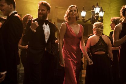 'Long Shot' review: Charlize Theron, Seth Rogen a winning ticket