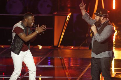 'The Voice' recap, just the right amount of Tabasco