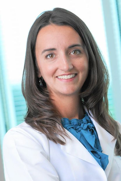 Carroll Hospital's October Physician of the Month, Sandra Ruby, M.D., neurology. - Original Credit: Courtesy Photo