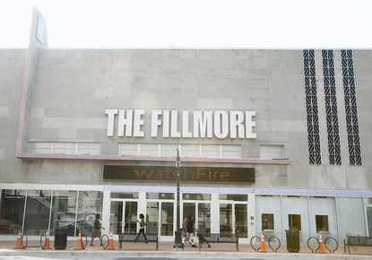 Ready for its close-up: The new Fillmore Silver Spring throws open its doors Sept. 15.