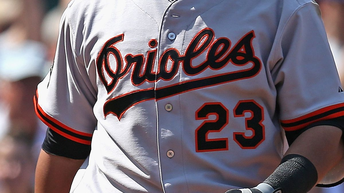 detailed look 73f50 22105 Orioles wearing throwback uniforms - Baltimore Sun