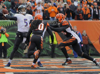 Quarterback Joe Flacco has seen the Ravens' offense dramatically overhauled since a season-ending loss to the Bengals in December.