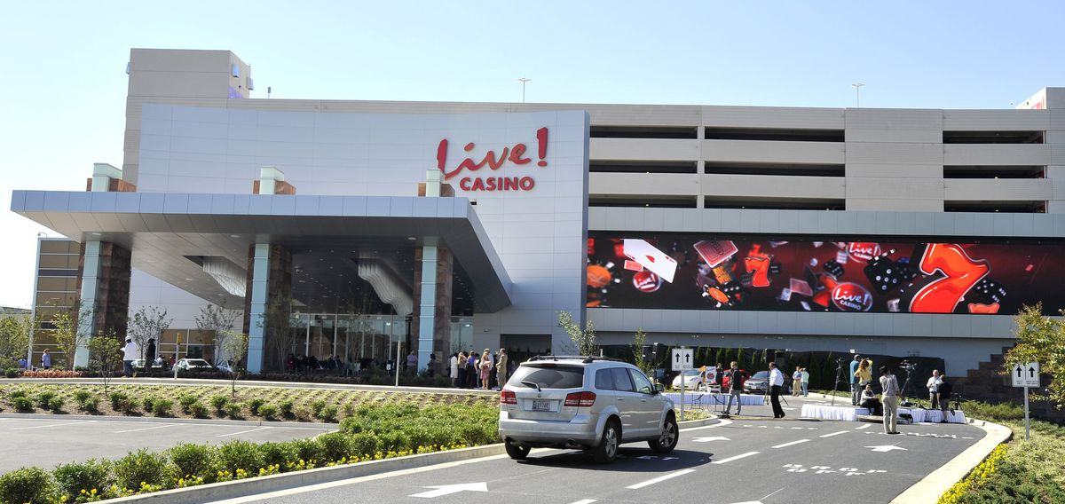 baltimore live casino poker