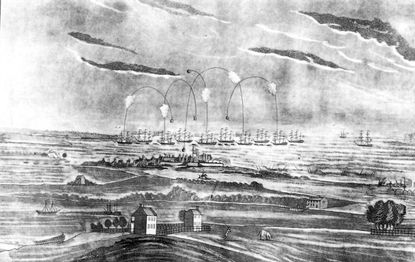 Baltimore and the War of 1812 gave us our national anthem.