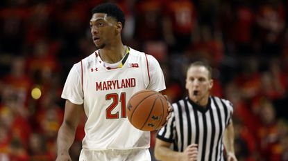 Maryland's Justin Jackson picked by Nuggets in second round of NBA draft, then dealt to Magic