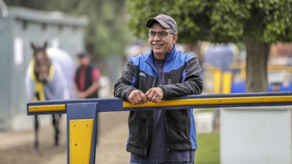 What's the magic behind six Kentucky Derby winners? This horse caretaker from rural Mexico prepares horses for stardom