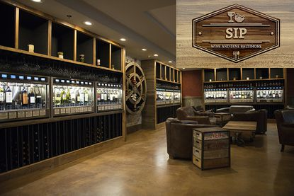 Sip Wine and Dine Baltimore
