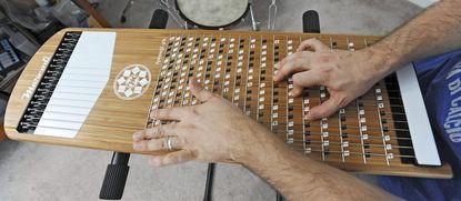 'Harpejji' gaining traction in music world