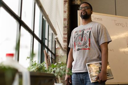 Moveable Feast's Jermaine Peterson