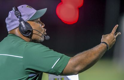 Wilde Lake football upset No. 1 River Hill, 14-10, in the first round of the MPSSAA Class 3A East playoffs on Friday night. Before the season, Wildecats head coach Brian Henderson was glad with the new playoff system that doubled the amount of teams that made the postseason.