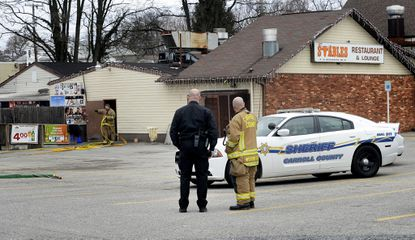The Westminster fire company along with the Office of the State Fire Marshal and the Carroll County Sheriff's Office responded to a reported kitchen fire at The Stables at Westminster Restaurant and Lounge on East Main Street on Wednesday morning.