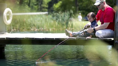 Recreation and outdoors calendar (July 8)