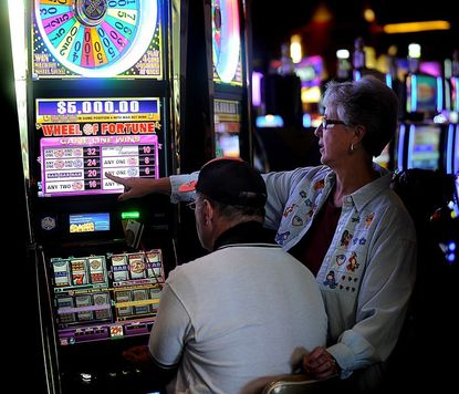 Maryland Live Leaders Unveil More Slots Avoid Table Games Debate Carroll County Times