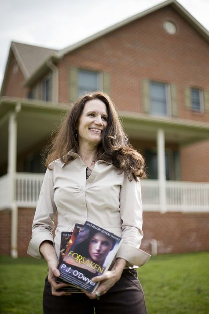 Patty Sroka of Woodbine used Amazon's Createspace to self-publish romantic suspense novels under the pen name P.J. O'Dwyer. She teaches a series of noncredit courses at Howard Community College on fiction writing, self-publishing and marketing fiction.
