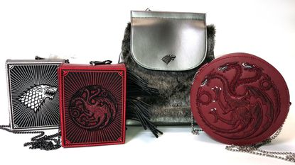 "Ellicott City native Danielle DiFerdinando's company has released a collection of handbags inspired by ""Game Of Thrones."""