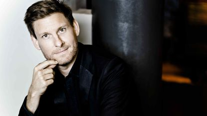 Kristian Bezuidenhout, fortepianist and artistic director of Freiburg Baroque Orchestra.
