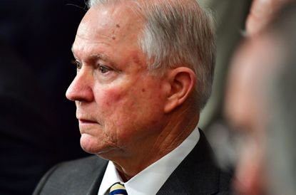 Trump to Sessions: Indictments against 2 GOP congressmen puts midterm election in jeopardy