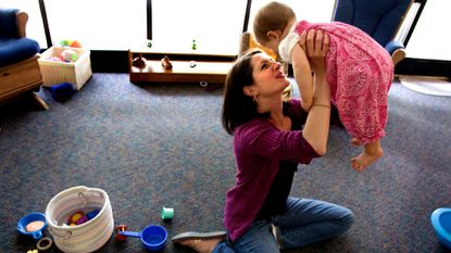 Should Maryland loan working moms money for childcare? One candidate for governor says yes.