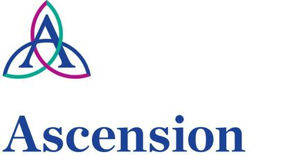The Ascension logo and name are being added to Saint Agnes hospital as the health system tries to create more unified branding.