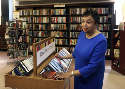 Pratt Library CEO Carla Hayden named to Fortune's 'World's Greatest Leaders' list