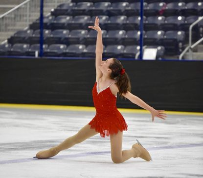 Harford mother-daughter skaters medal at State Games of America
