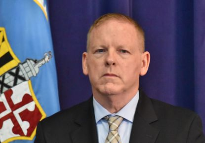 Brian Nadeau, the assistant special agent in charge of the FBI's Baltimore Field Office, will be the Baltimore Police Department's new deputy commissioner of the public integrity bureau.