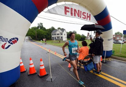 Dave Berdan won the Arbutus Firecracker 10K last year for the fourth time since 2007.