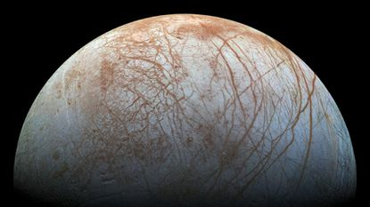New data from the Galileo spacecraft's 1997 flyby of Europa strengthen the case that Jupiter's moon Europa has an ocean trapped beneath an icy surface that spews material into space, like Saturn's moon Enceladus.