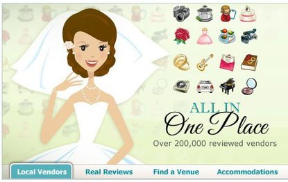 WeddingWire.com of Bethesda recently raised $25 million in capital to fund growth.