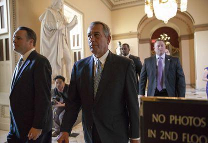 Congress OKs deal to avoid shutdown at Homeland Security