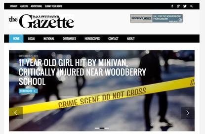 The Baltimore Gazette