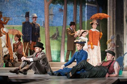 'Sunday in the Park with George' gets rewarding revival from Signature Theatre